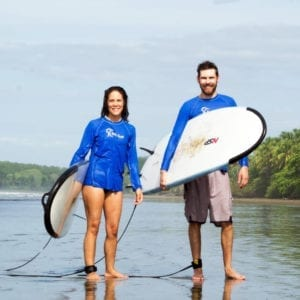 Couples Surf Lesson